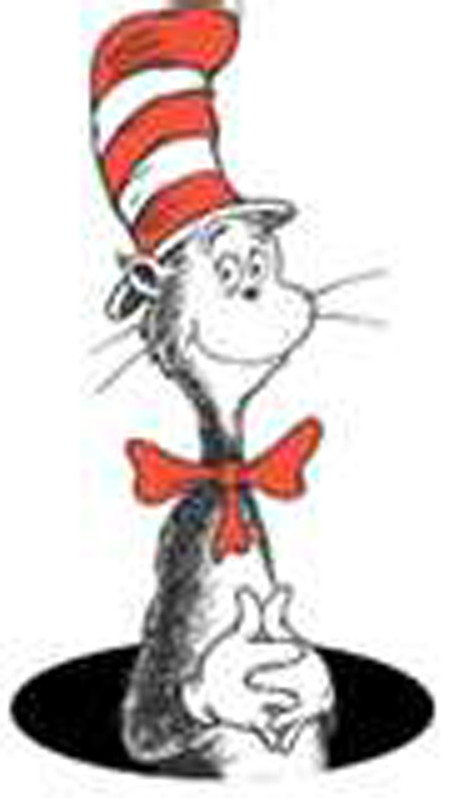 Cat In The Hat Jpg Pictures To Pin On Pinterest